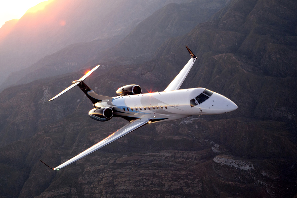 Embraer Legacy 600 650 Private Jet London Executive