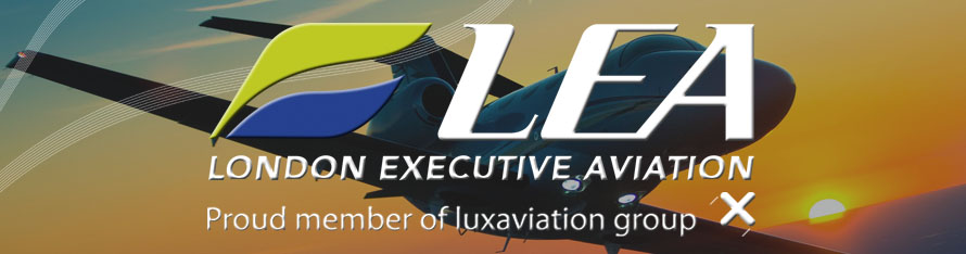 LEA Proud member of luxaviation group
